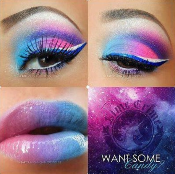 Cool eye makeup design Makeup Pinterest Cool eyes - Cool Makeup Designs