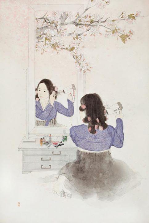 Portrait of Inner Ego(2013) - Kim Hyeonjeong / 내면의 초상(2013) - 김현정