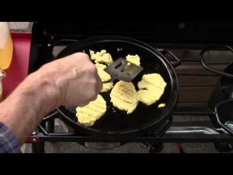 Pioneer recipe: Hoe cakes or Johnnycakes How To | Survival Common Sense: tips and how-to guide for emergency preparedness and survival