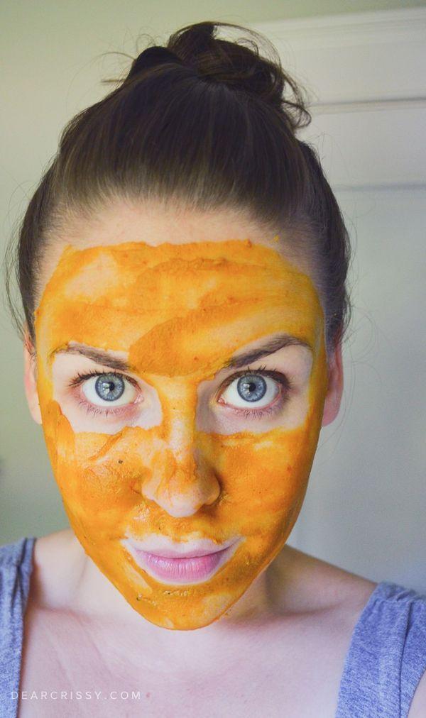 Pumpkin Facial Masks 29