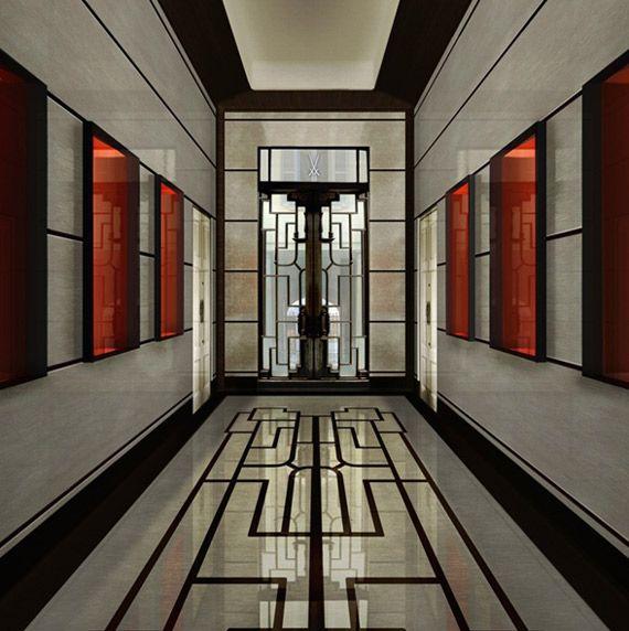 Villa Meissen in Milan.