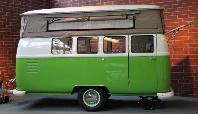 Dub Box caravana retro http://buenespacio.es/dub-box-caravana-retro.html #caravana #retro #Volkswagen #t1 #camping #acampada #dubbox