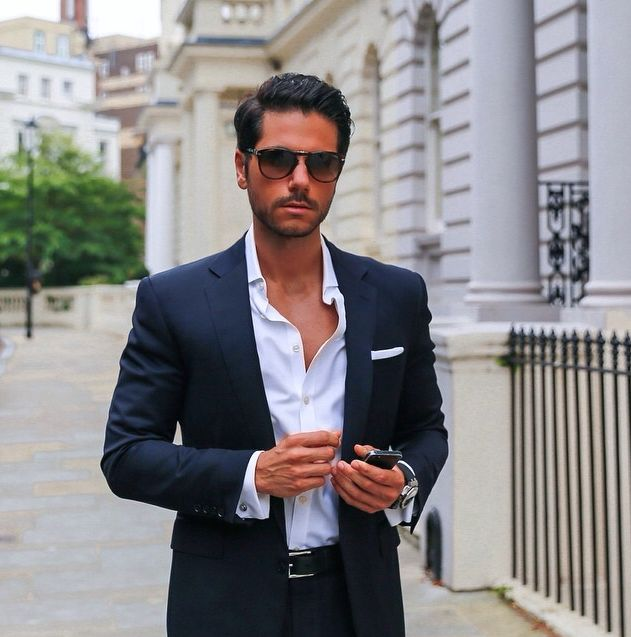 80 best Men's Style images on Pinterest | Menswear, Men fashion ...