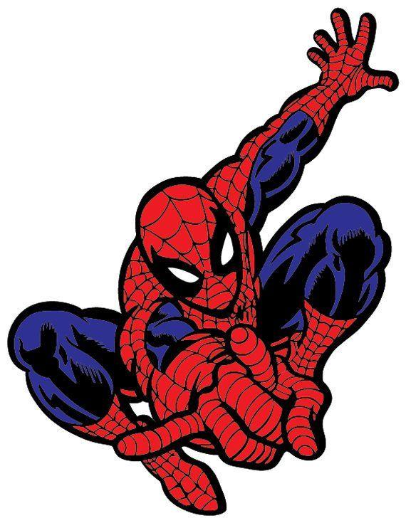 Картинка по человека паука с надписями, доброй ночи спокойной