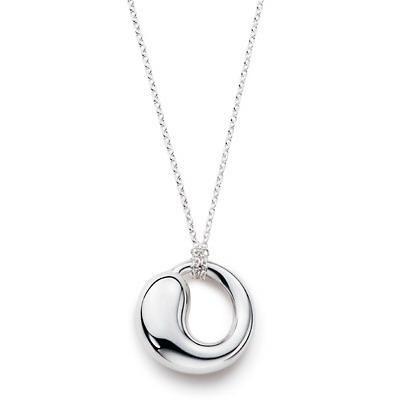 Elsa peretti 19 pinterest elsa peretti eternal circle pendant necklace mozeypictures Image collections