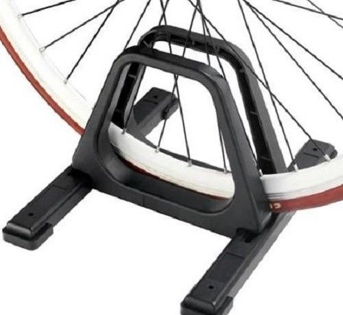 Bike Floor Stand Portable Rack Bicycle Park Small Storage Parking Garage Holder #RADCycleProducts