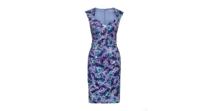 Review Australia | Floral Daze Sweetheart Dress Multi