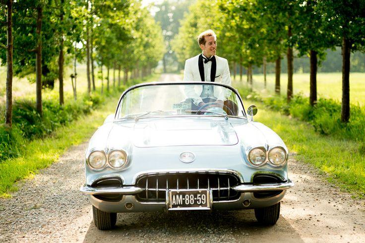 Vintage Bruiloft | Pauline & Kasper | Bruidsfotografie Mon et Mine