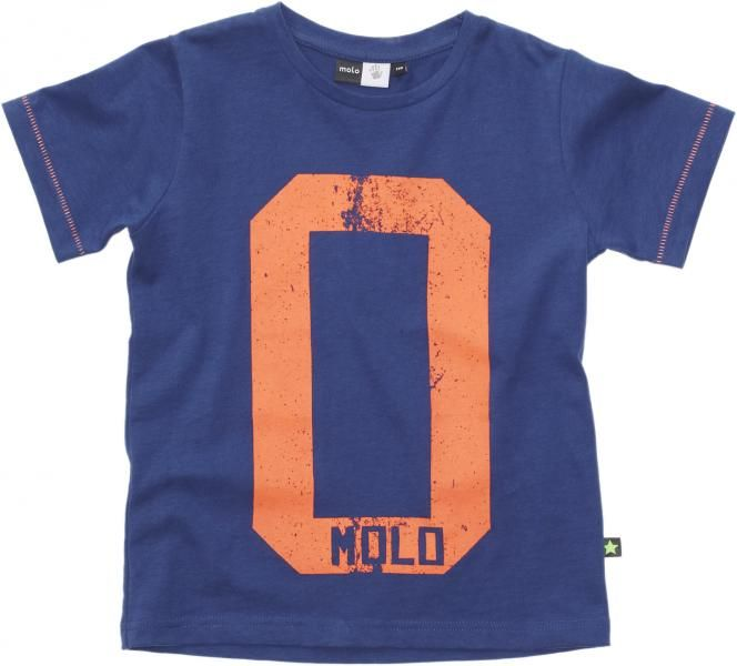 Molo,  Reuter navy night t-skjorte