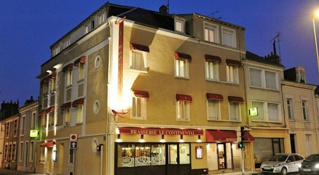 Logis Hotel Le Continental - 2 Star #Hotel - $68 - #Hotels #France #Châteauroux http://www.justigo.uk/hotels/france/chateauroux/logis-le-continental_83467.html