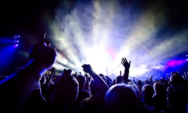 Roskilde Festival #crowd