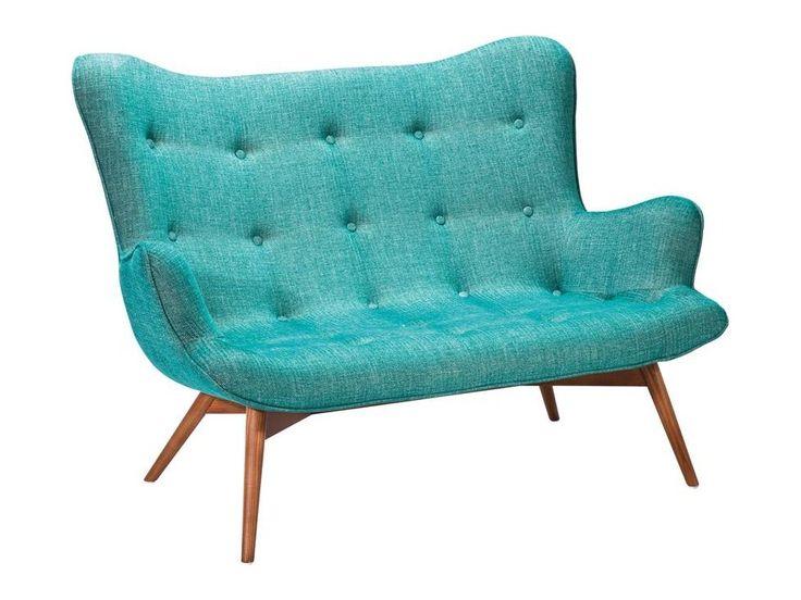 Sofa Angels Wings Rhythm zielona — Sofy Kare Design — sfmeble.pl