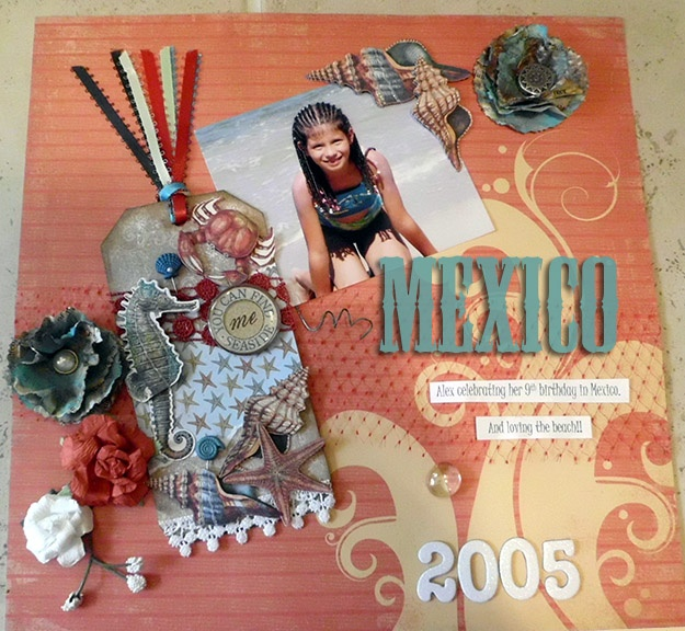 Best images about mexico scrapbook ideas on pinterest