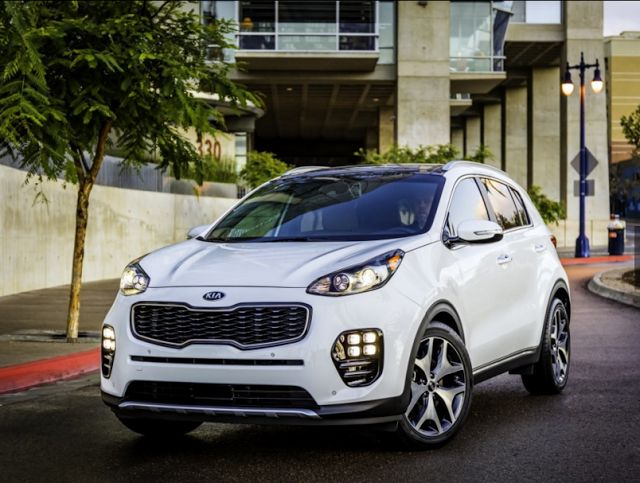 2017 KIA Sportage Specs, Design and Release Date