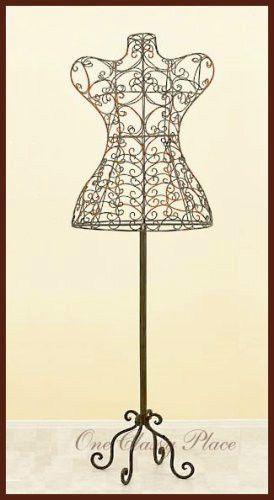 Design style dress form