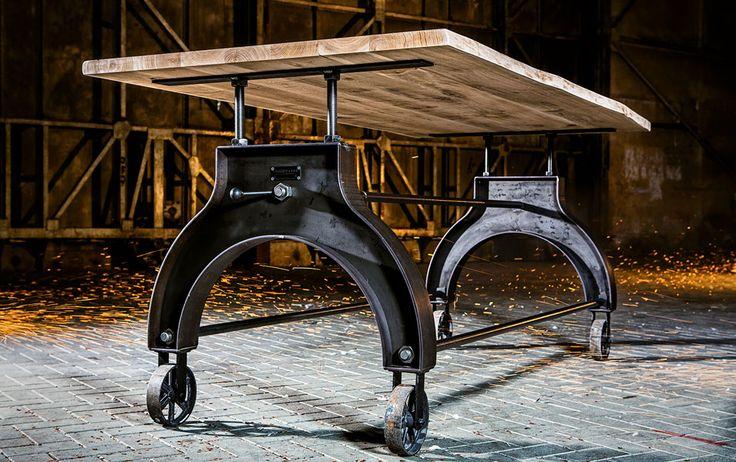 Aivan upeita huonekaluja pian saatavilla! 16.3. alkaen. Täydellisiä esim. loft-asuntoihin.