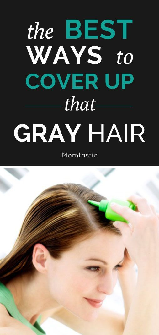 17 Best Ideas About Cover Gray Hair On Pinterest Gray