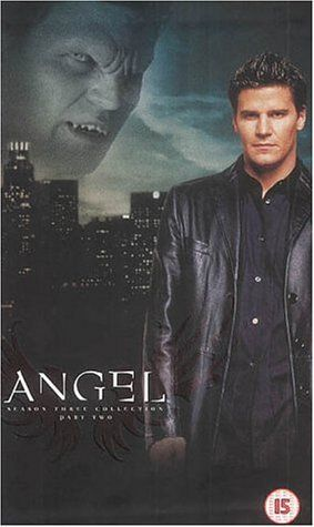 Ángel (David Boreanaz) - Angel. His father is Dave Thomas from the old Dialing For Dollars. From Buffalo, N.Y.