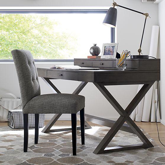 Greydon Desk In Desks Crate And Barrel