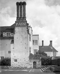 West front - Marsh Court, Hampshire (Image: Country Life Picture Library)