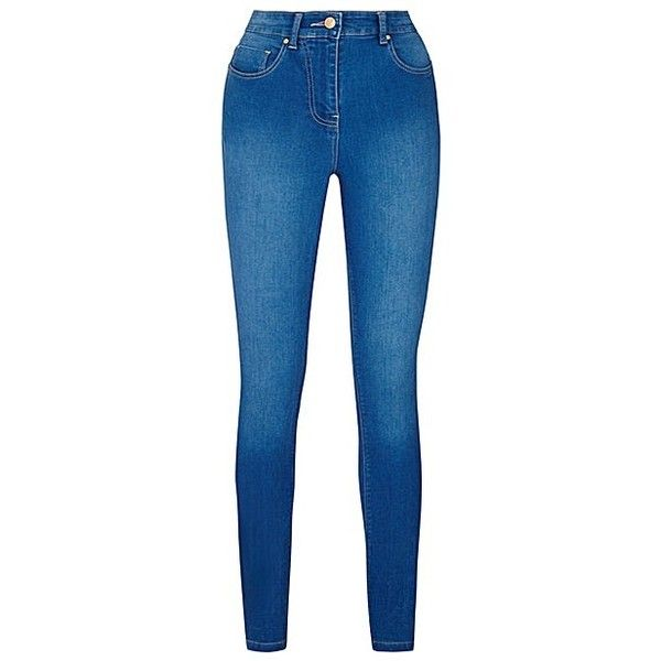 1000  ideas about High Waist Skinny Jeans on Pinterest | Dark blue