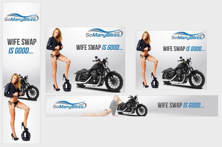 SoManybikes.com need some Flash Web Banners for a new Promotion by on3-step!