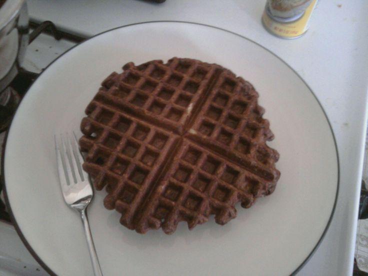 Shakeology Waffles!