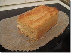 Lemon cous cous cake syn free