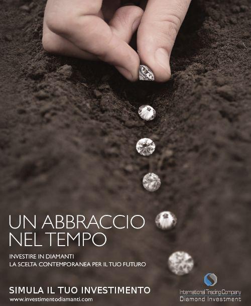 """DLS- Diamond Laser System La moderna certificazione che rende il tuo diamante unico e riconoscibile...""""TUO PER SEMPRE"""".  DLS è una nuova campagna su ITC PORTALE: https://itcportale.it/items/itc-diamond-investment/ #itcportale #jewelry #diamond #lifestyle #musthave #wedding #engagement #madeinitaly #diamanti #orobianco #gioielli"""
