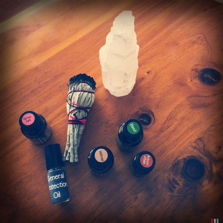 Essential Oils for Protection | Live Essentials