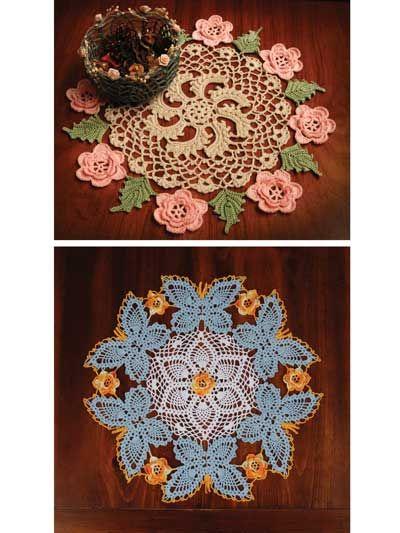 117 Best Crochet Doilies Images On Pinterest Doilies Crochet Hand