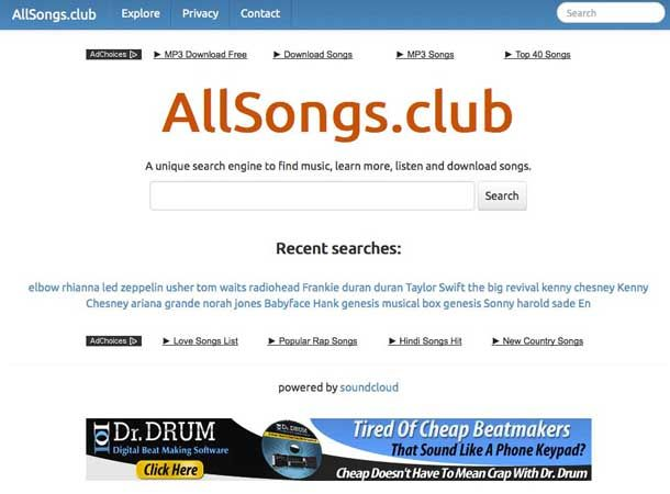 Get your very own music search engine website!! http://shar.es/1aI0Ot