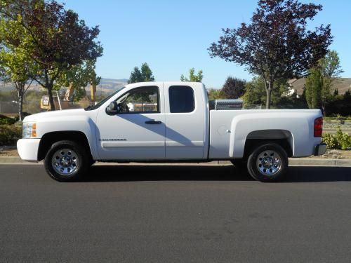 2007 Chevrolet Silverado 1500 Lt truck for sale under $16000 in Livermore, California CA  www.commercialvansca.com