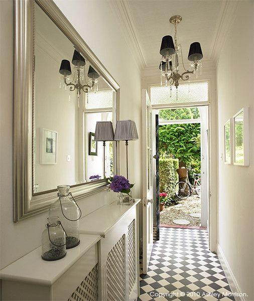 Best 25 Tiled Hallway Ideas On Pinterest: Best 25+ Narrow Hallway Decorating Ideas On Pinterest