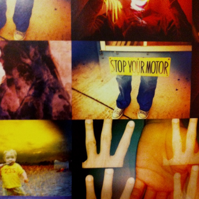 Collage #fotofinsemana #abstracta