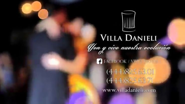 Salón de Eventos Sociales en San Luis Potosí  - Villa Danieli