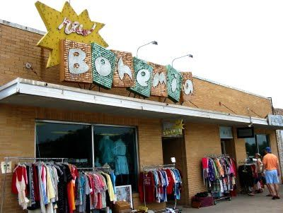 We love to shop and Boheme has top vintage in Austin