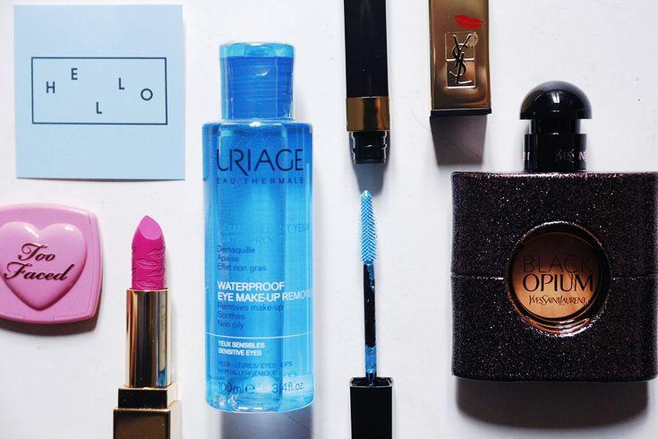 Uriage, YSL, Chanel, beauty