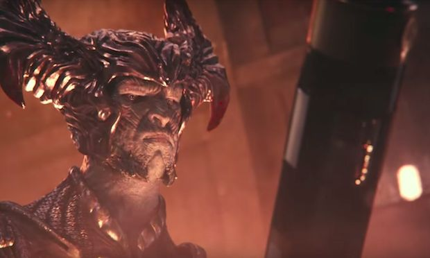 Ciaran Hinds Steppenwolf - Justice League