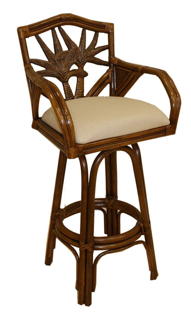 15 Best Bar Stools Images On Pinterest Rattan