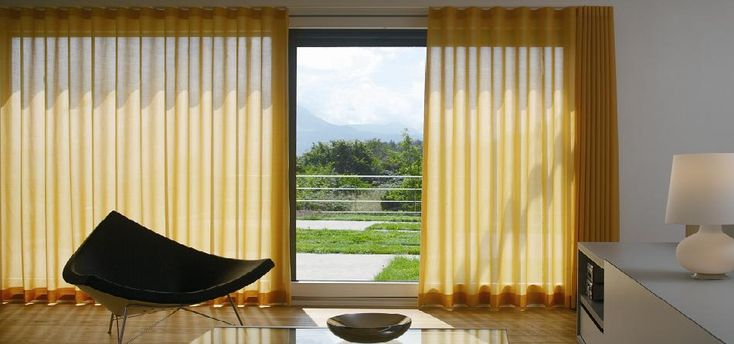 Wave Curtain Track System from Designer Curtains London