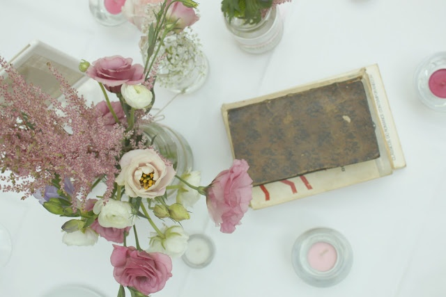 Vintage decor by Special Moments