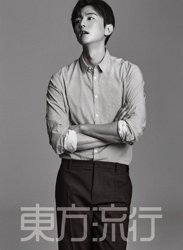 Kwon Yool - Eastern Trends Magazine July Issue '16