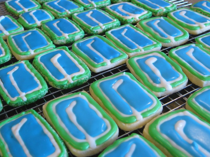 Too bad we can't make treats for school - M would love to take something like this for his birthday treats.