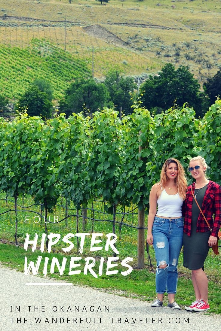 Four Hipster Wineries in the Best Wine Region You've Never Heard Of