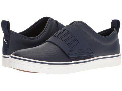 PUMA - EL Rey Fun (Peacoat/Peacoat) Men's Shoes