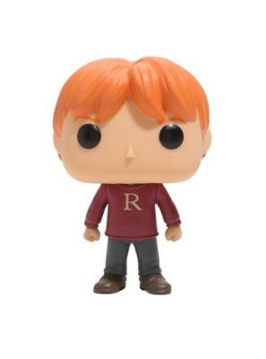 Funko Harry Potter Pop! Ron Weasley (Sweater) Vinyl Figure Hot Topic Exclusive,