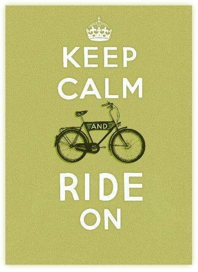 I love biking! One of my favorite things to do in my free time!<3