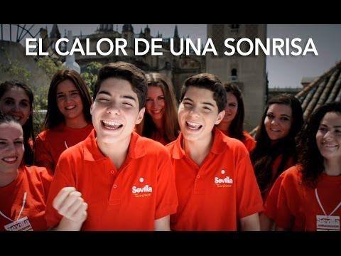 'Sevilla, el calor de una sonrisa' Gemeliers. #VeranoSevilla14