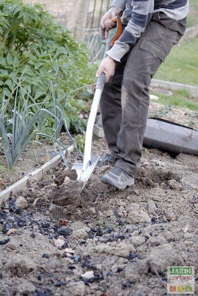 Comment alléger, en 2/3 ans, une terre argileuse pour la rendre parfaitement cultivable ? Compost et engrais verts vont transformer la terre... http://www.jardipartage.fr/comment-alleger-terre-argileuse/